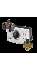 Регулювальні клапани і електроприводи