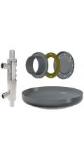 Теплообмінники та комплектуючі для буферних ємностей