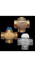 Термостатичні і термозмішувальні клапани
