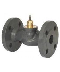 Сідельний регулювальний трьохходовий клапан VF2