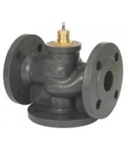 Сідельний регулювальний трьохходовий клапан VF3