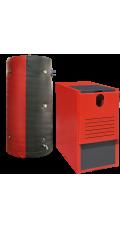 Буферні ємності, теплообмінники та бункери