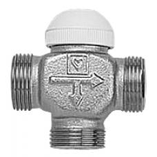 Триходовий термостатичний клапан CALIS-TS