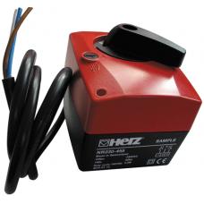 Електропривід для 3х та 4х ходових клапанів